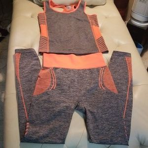 Athlete colorful set one size fits most
